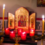 Large Icon Triptych