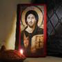 Christ Pantocrator (Sinai) Icon - X117