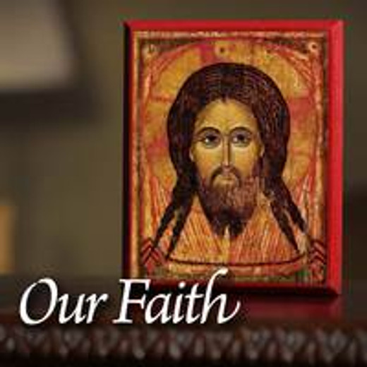 """Our Faith: The Icon """"Made Without Hands"""""""