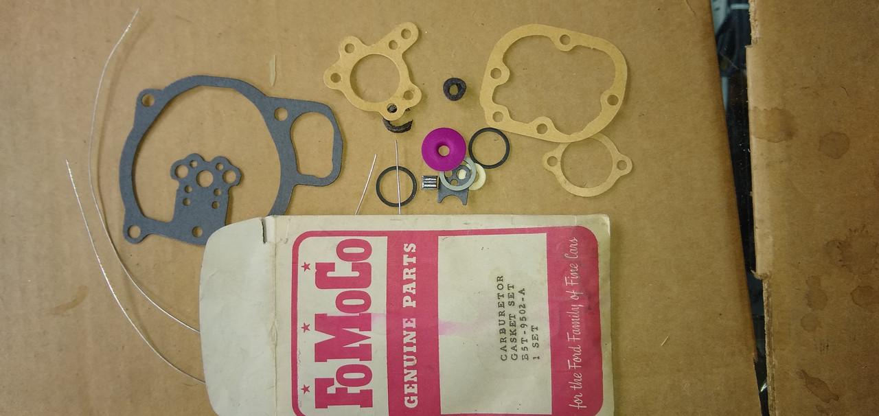 FoMoCo Carburetor Gasket Kit P/N B5T-9502-A