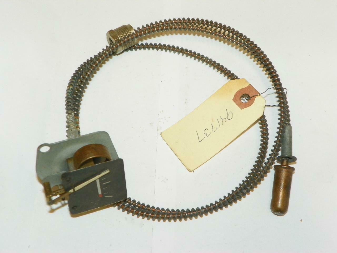 NOS OEM Radimeter Temperature Gauge Dodge 1941 D19 D20 D21 New in Box 941737