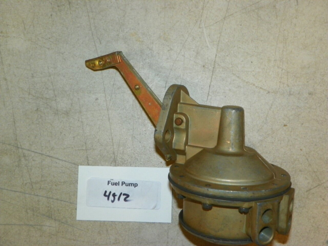 Pontiac V8 1958-1965 Atlas Fuel Pump Part No.: 4512