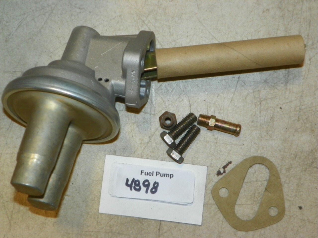 Ford 429 460 8 Cyl. 1968-1973 Mechanical Fuel Pump Part No.: 4898