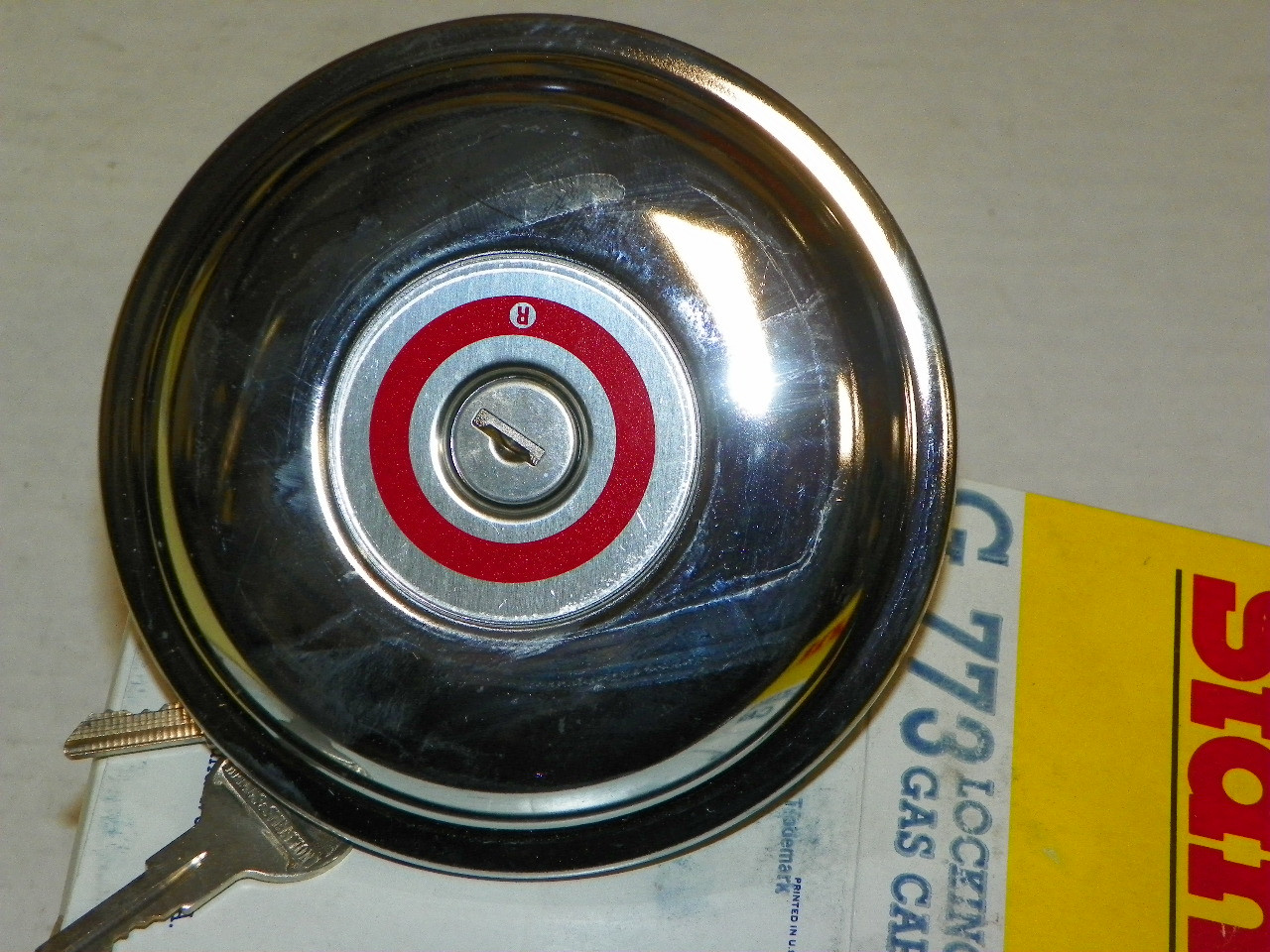 Various GM / Chrysler 1976-1981 NOS Stant Gas Cap: G-773