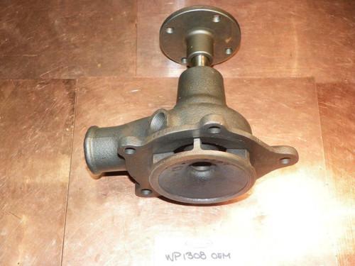 Rambler 1957 w/o HD 40 Amp Gen 6 Cylinder OEM Casted Rebuilt Water Pump WP1308