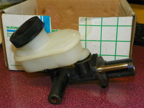 Fits Madza 1988-1992 NOS Clutch Master Cylinder Q-53109 Replace GJ8341400