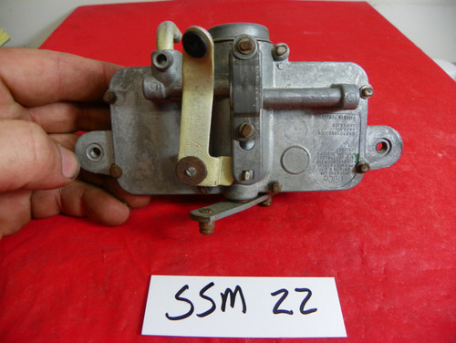 Chevrolet 1940 NOS! Trico Wiper Motor Part No.:  SSM-22