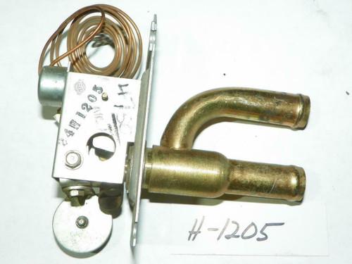 Statesman Ambassador 1955 1956 NOS Everhot Heater Control Valve H1205 Rp 4386046