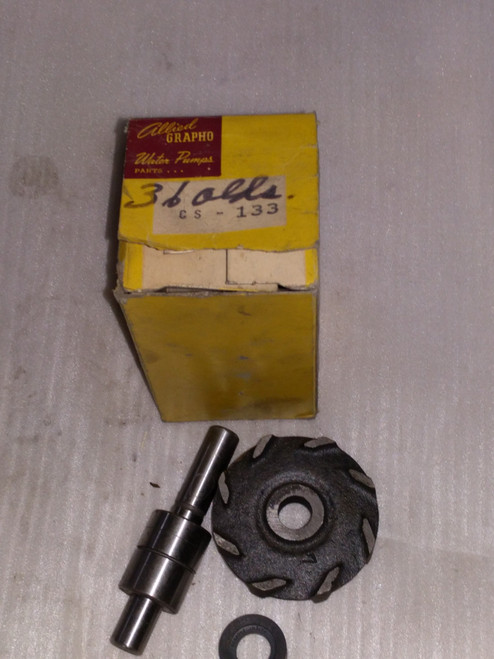 NOS Napa Water Pump Repair Kit Fits Chevrolet All 1941-1946 Part No.:  CS133