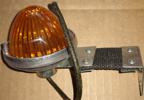 New in Box!  Flexible Clearance Lite 2 inch Lens 3 C.P. 6-8 Volt S & M Lamp Comp