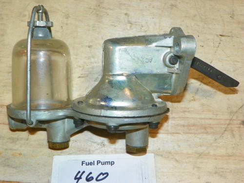 AC Fuel Pump Part No.: 460