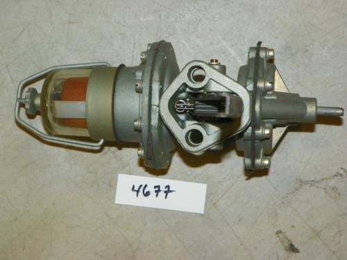 FoMoCo Fuel Pump Part No.: 4677