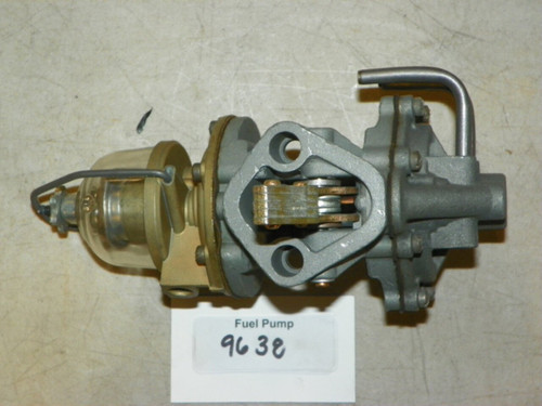 Ford Truck 6 / Ford / Ford Industrial 1952-1953 Partex Fuel Pump Part No.: 9638