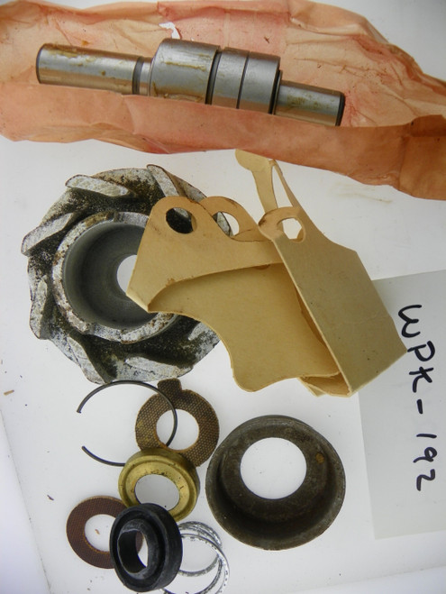 Chevrolet 1937 Pass & Truck 1939-1940 Pump Repair Kit Part No.:  WPK192