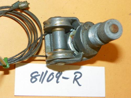 NOS OEM TRICO Wiper Motor Part No.:  81109-R