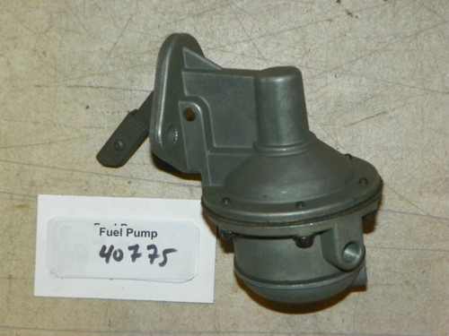 AC Fuel Pump Part No.: 40775
