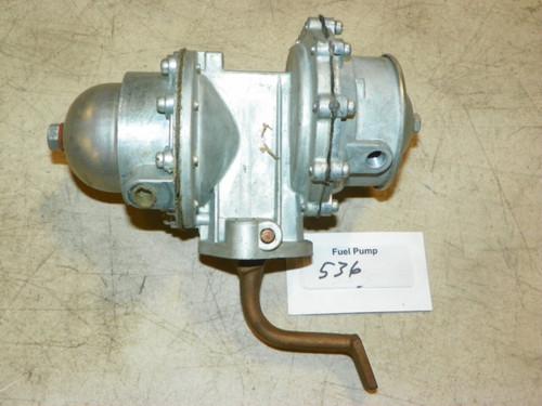 Oldsmobile 6 Cyl.  1941-1948 Mechanical Fuel Pump Part No.: 536