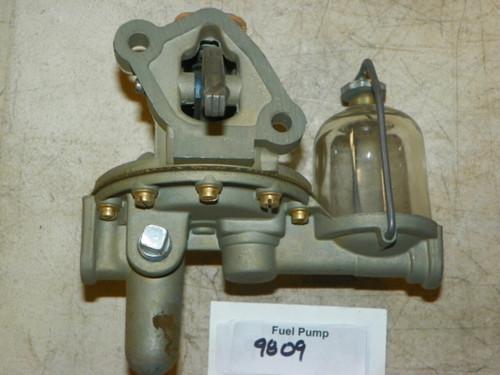 AC Fuel Pump Part No.: 9809
