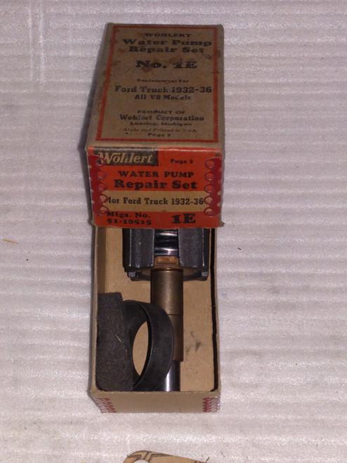 Ford Truck 1932-1936 Wohlert Water Pump Repair Kit Part No.:  1E
