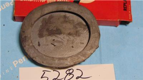 Oldsmobile 1940-1953 NOS Replacement Pedal Pad Repl 415282 Part No.:  5282
