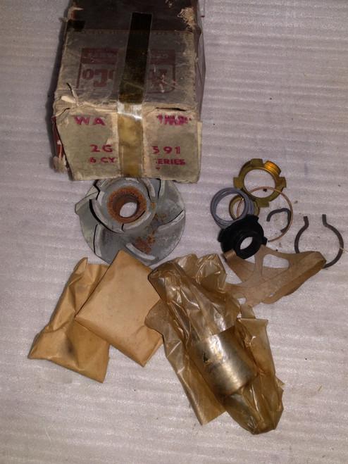 Chevrolet 1937 Wohlert Water Pump Repair Kit Part No.:  2G