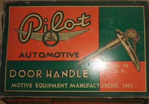 Ford 1932 Left-Handed Door Handle