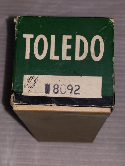 Toledo Water Pump Repair Kit Part No.:  W8092