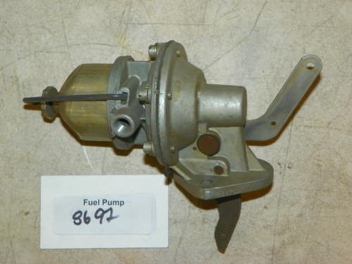 AC Fuel Pump Part No.: 8697