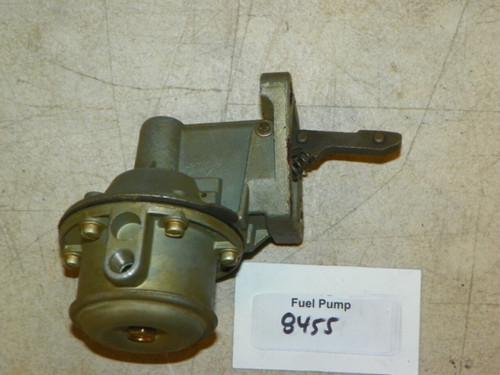 AC Fuel Pump Part No.: 8455