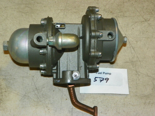 Hudson 1939-1947 Mechanical Fuel Pump Part No.: 579