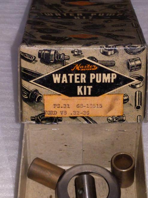 Master Water Pump Repair Kit Part No.:  PS31