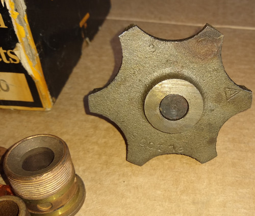Thompson Water Pump Repair Kit Part No.:  WS20