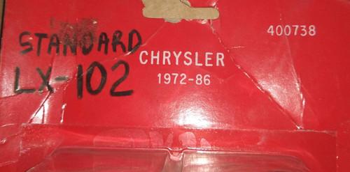 Chrysler 1972-1986 (Standard LX-102) Distributor Pickup Part No.:  400738