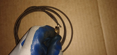 NOS OEM PERF Speed-o-Meter Cable Part No.:  7582-A