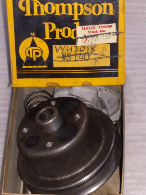 Chevrolet 1937 Permite Water Pump Repair Kit Part No.:  WU3018