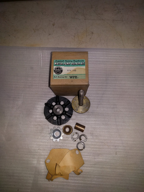 GMC Olds AMKO Water Pump Repair Kit Part No.:  WPK140