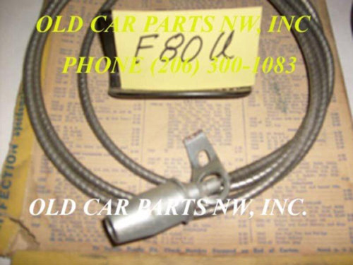 NOS OEM PERF Speed-o-Meter Cable Part No.:  F80U