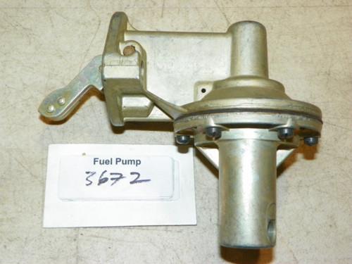 Carter Fuel Pump Part No.: 3672