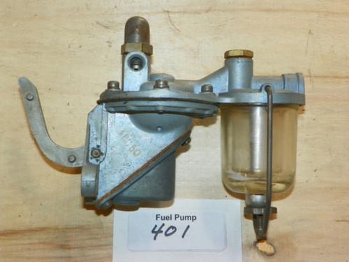 AC Fuel Pump Part No.: 401
