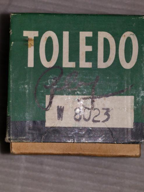Toledo Water Pump Repair Kit Part No.:  W8023