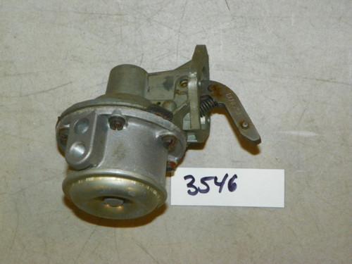 AC Fuel Pump Part No.: 3546