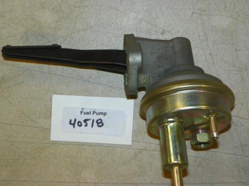 Capac Fuel Pump Part No.: 40518