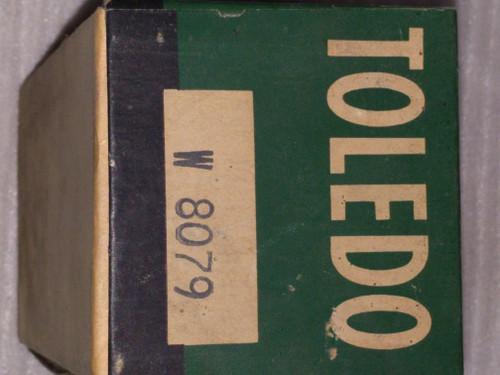 Toledo Water Pump Repair Kit Part No.:  W8079