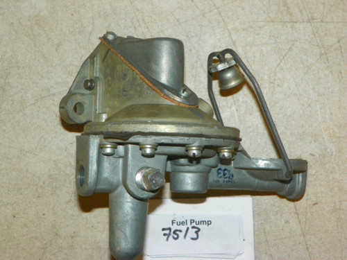 AC Fuel Pump Part No.: 7513