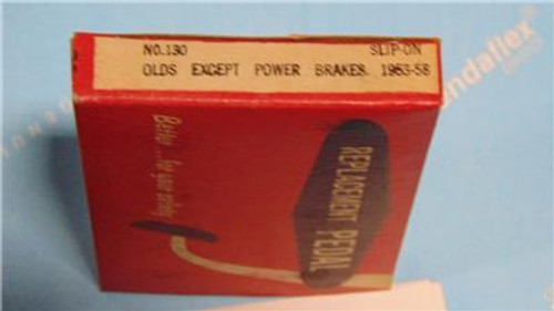 Chevrolert 1925-1936 NOS New Anchor Brake Clutch Pedal Pads Repl 364022 Part No.