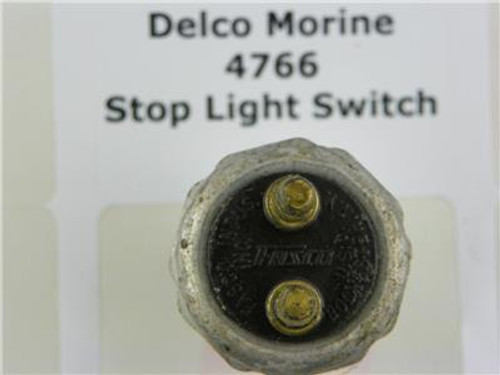 Buick Cadillac Packard Oldsmobile 1939-1957 NOS OEM GM Stop Light Switch 4766