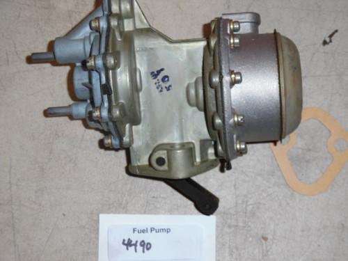 Chevrolet 1958 Fuel Pump Part No.: 4490