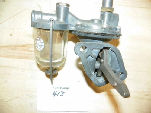 1933-1940 GMC Truck Fuel Pump Part No.: 413