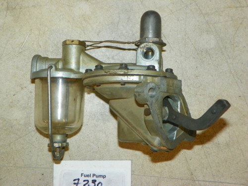 AC Fuel Pump Part No.: 7230