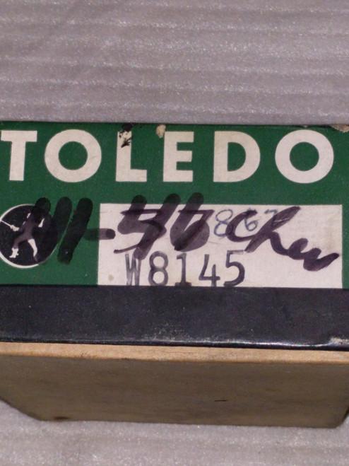 Chevrolet 1941-1946 Toledo Water Pump Repair Kit Part No.:  W8145